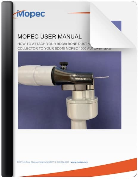 Mopec Attach BD080 to BD040