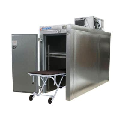 Roll-In Two Body Mortuary Refrigerator