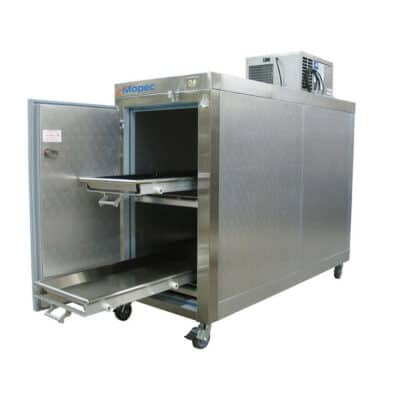 Two Body Mobile Refrigerator