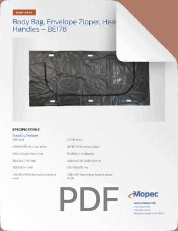 BE178 Spec Sheet