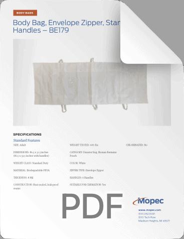 BE179 Spec Sheet